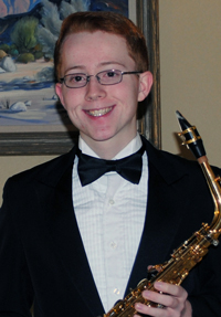 lone star youth winds, youth orchestra dallas tx, concerto competition, nathan salazar