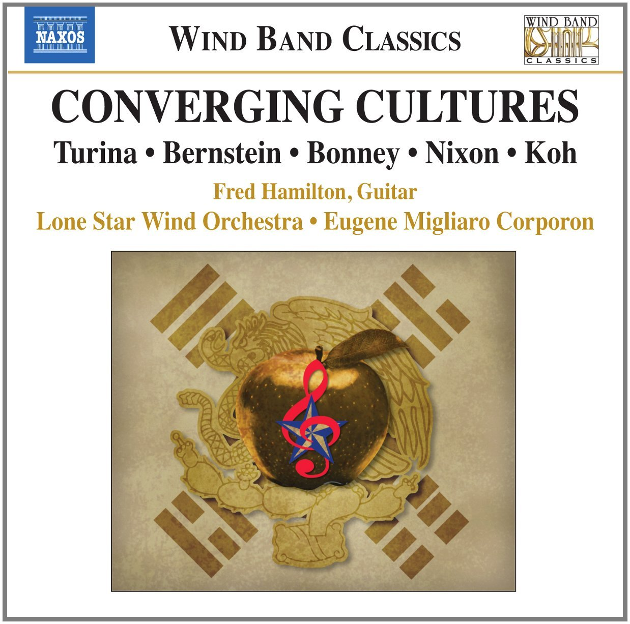 lone star wind orchestra, converging cultures cd, orchestra dallas tx