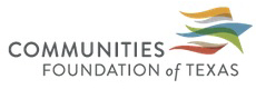 communities foundation of texas, arts sponsorships, support the lone star wind orchestra, music education, music scholarships